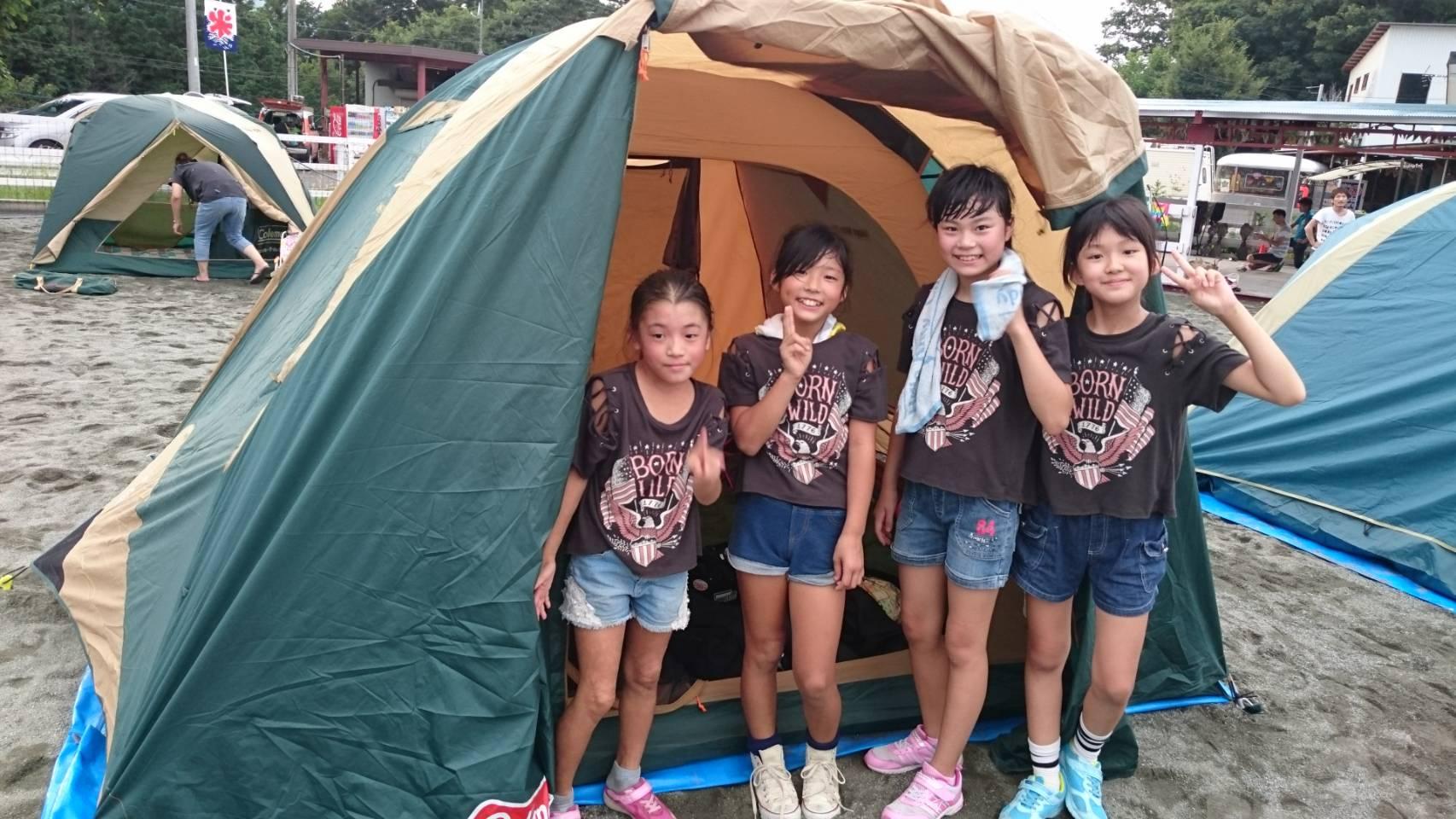BBGキャンプ合宿