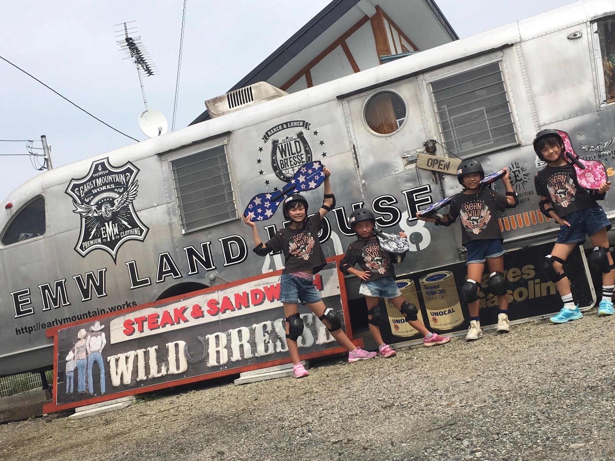 BBGキャンプ合宿へ|BBGミッションレポート