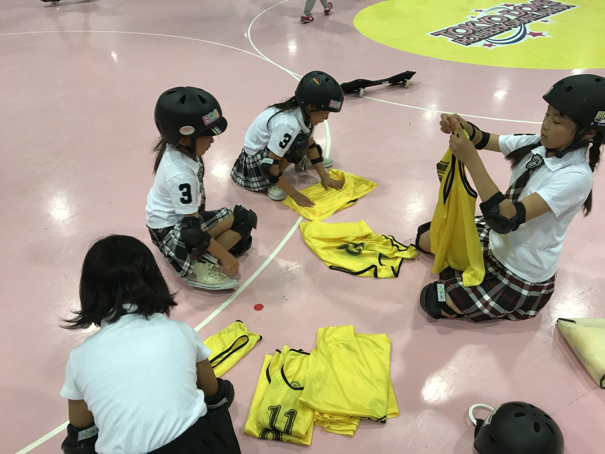 BBG東京ドームブレイブボードタイム リレー2